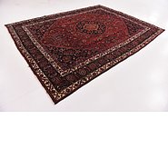 Link to 8' 6 x 11' 6 Mashad Persian Rug