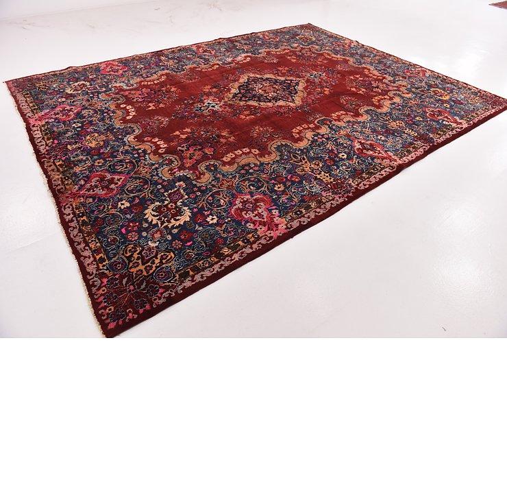 10' 3 x 13' 5 Kerman Persian Rug