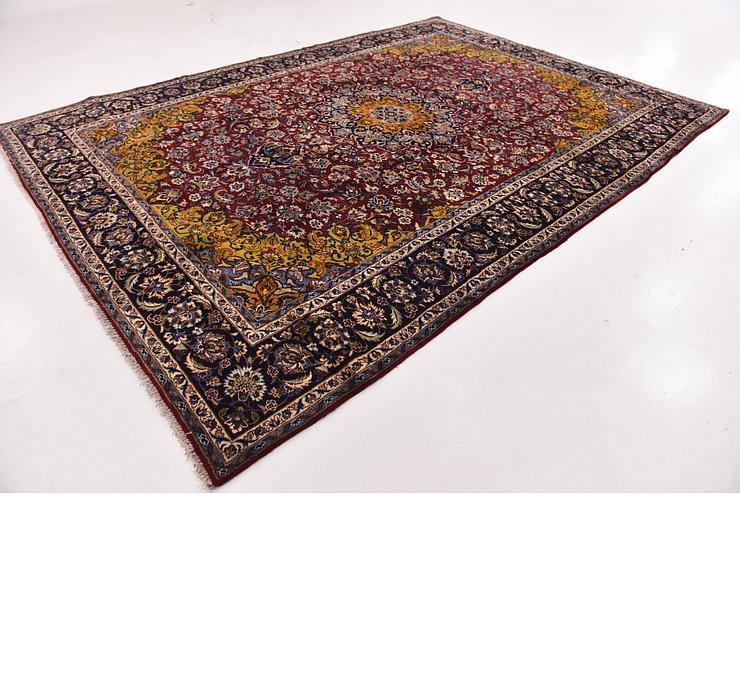 9' 4 x 13' Isfahan Persian Rug