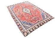 Link to 6' 3 x 9' Hamedan Persian Rug