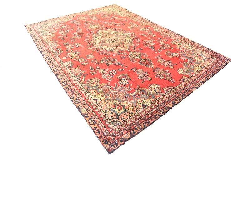 7' 8 x 10' 6 Shahrbaft Persian Rug