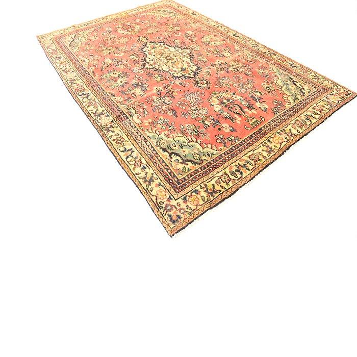 6' 5 x 9' 2 Shahrbaft Persian Rug