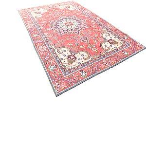 6' 3 x 9' 4 Tabriz Persian Rug