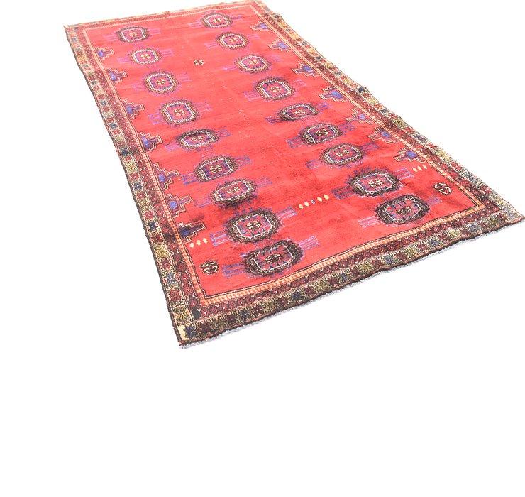 4' 5 x 8' 3 Sirjan Persian Rug