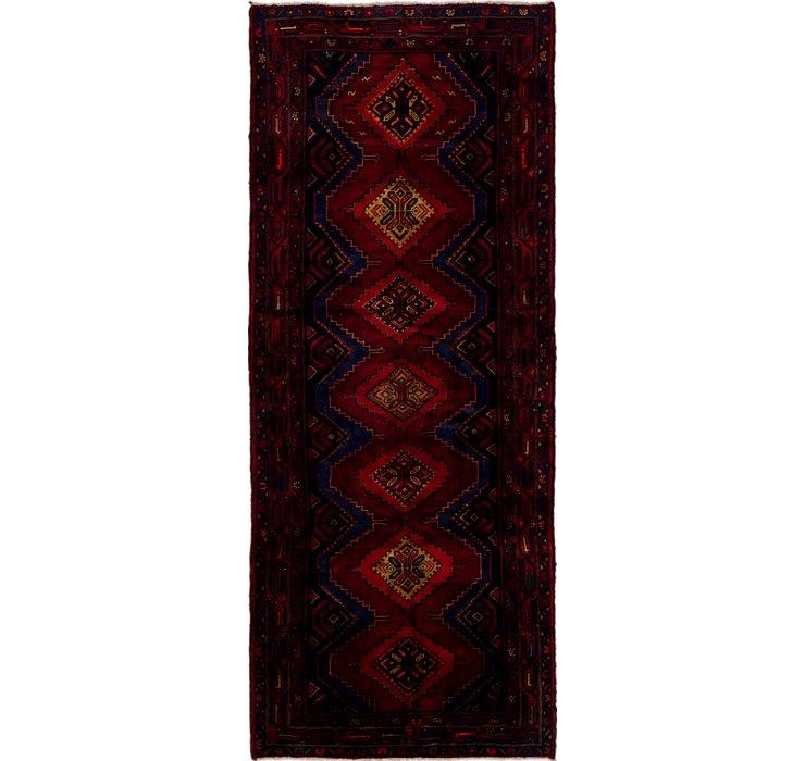 122cm x 305cm Chenar Persian Runner Rug