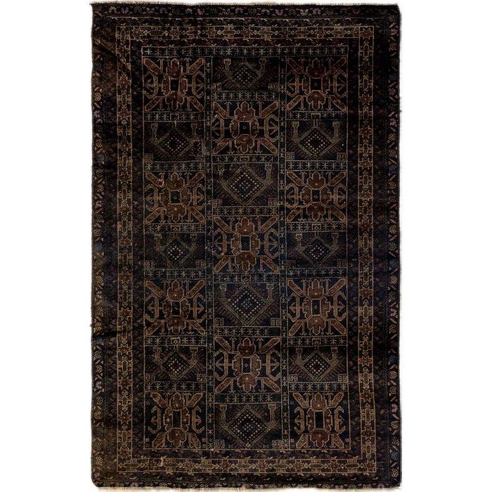 3' 8 x 5' 10 Balouch Persian Rug