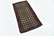 Link to 70cm x 130cm Balouch Persian Rug