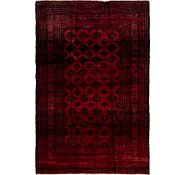 Link to 5' 8 x 8' 5 Balouch Persian Rug