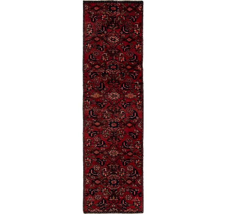 2' 4 x 8' 6 Saveh Persian Runner Rug