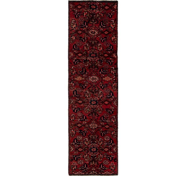 70cm x 260cm Saveh Persian Runner Rug