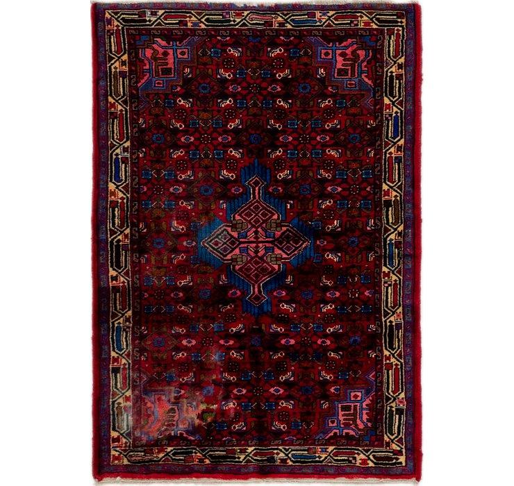 3' 3 x 4' 9 Darjazin Persian Rug