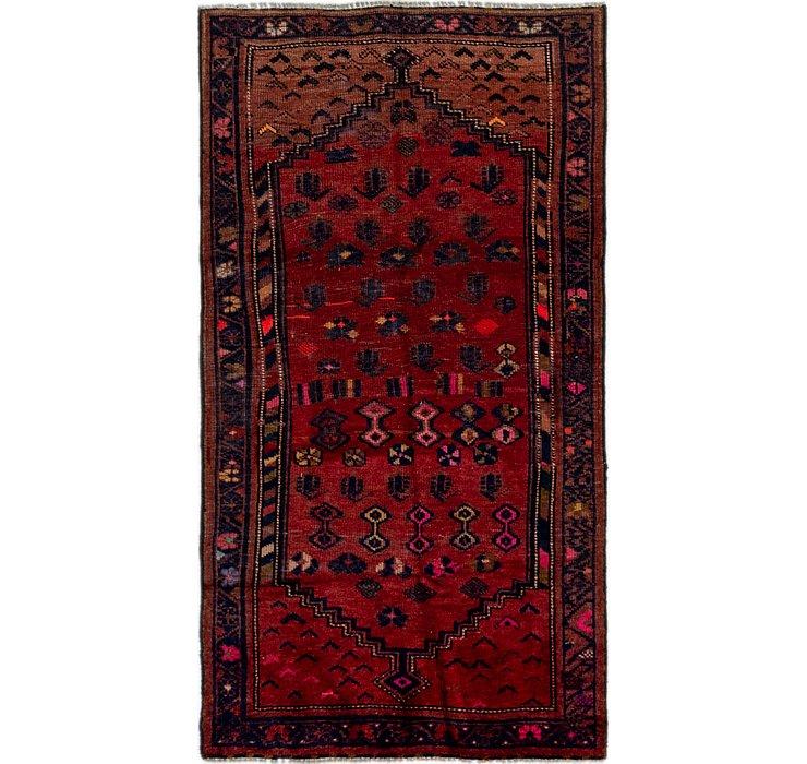 3' 4 x 6' 3 Shiraz Persian Rug
