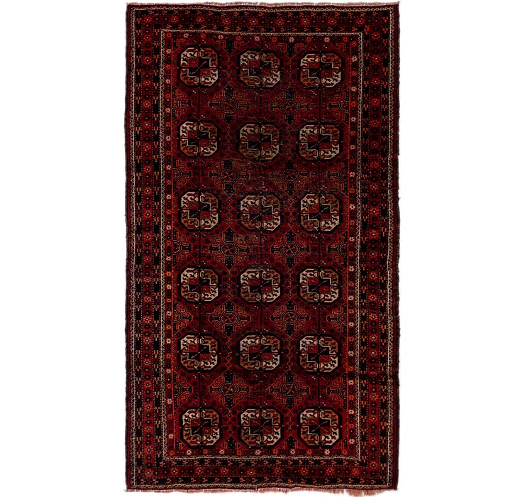 4' x 7' 2 Shiraz Persian Rug