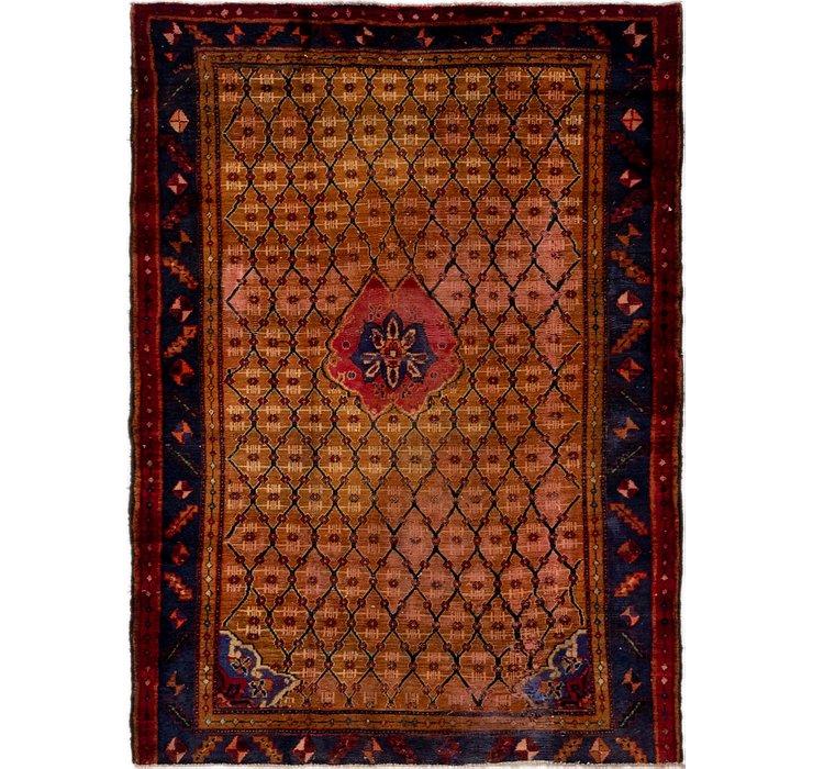 4' 9 x 6' 8 Koliaei Persian Rug