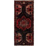 Link to 2' 7 x 5' 10 Hamedan Persian Runner Rug