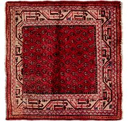 Link to 3' 3 x 3' 5 Farahan Persian Square Rug