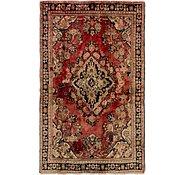 Link to 4' x 6' 5 Meshkabad Persian Rug