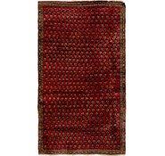 Link to 3' 5 x 6' Farahan Persian Rug
