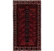 Link to 110cm x 195cm Ferdos Persian Rug