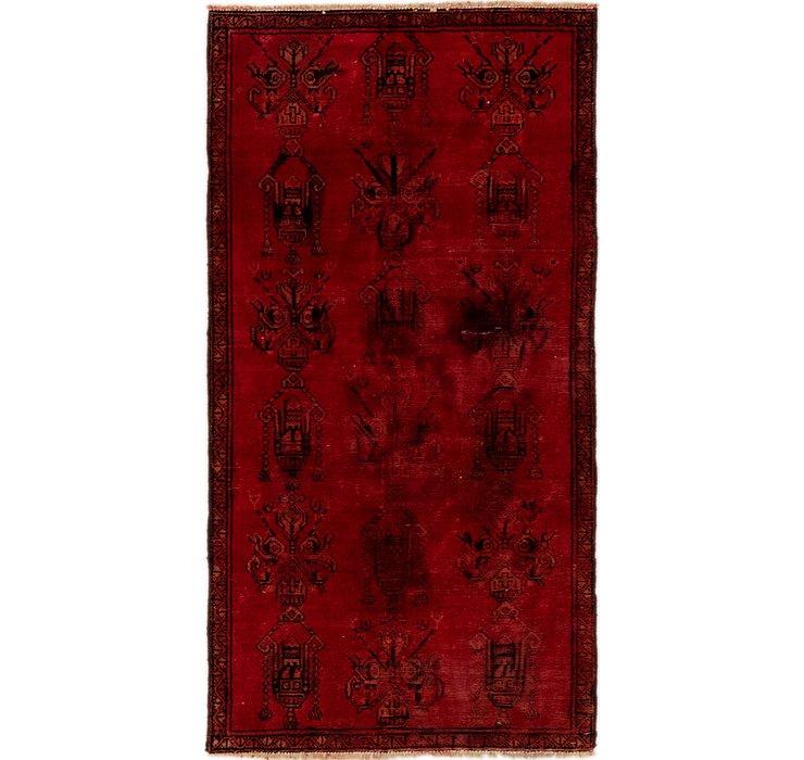 3' 2 x 6' Ferdos Persian Rug