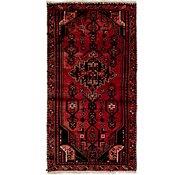 Link to 90cm x 163cm Hamedan Persian Rug