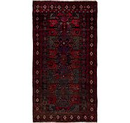Link to 3' 9 x 7' Balouch Persian Runner Rug