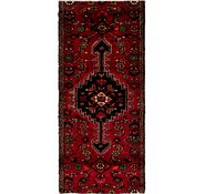 Link to 2' 6 x 5' 5 Hamedan Persian Runner Rug