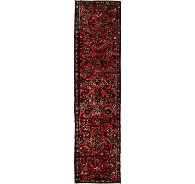 2' 4 x 9' 2 Saveh Persian Runner Rug