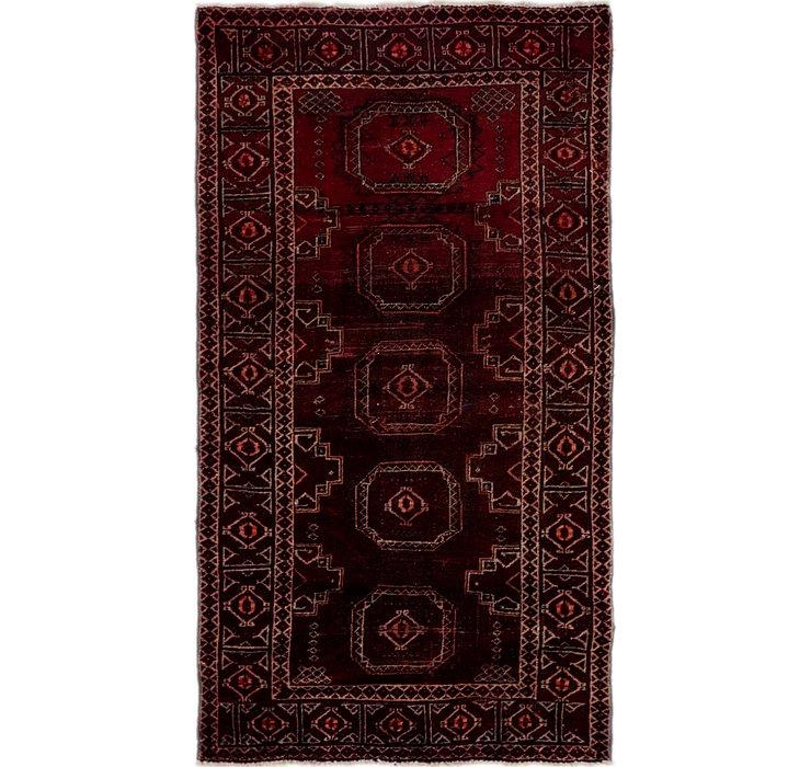 97cm x 175cm Ferdos Persian Rug
