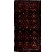 Link to 2' 5 x 4' 8 Balouch Persian Rug