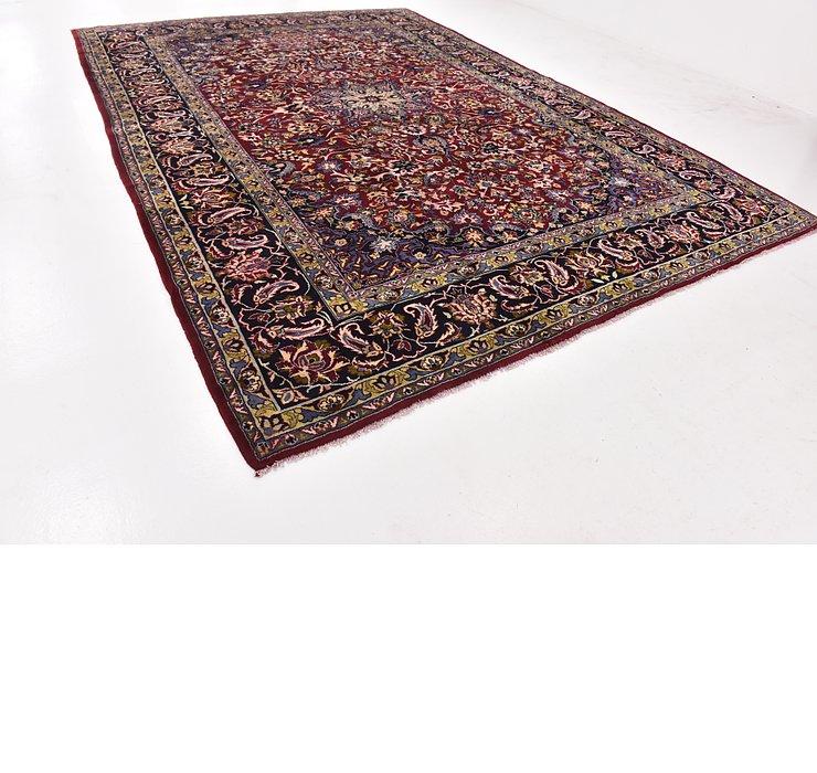 10' 4 x 14' 7 Isfahan Persian Rug