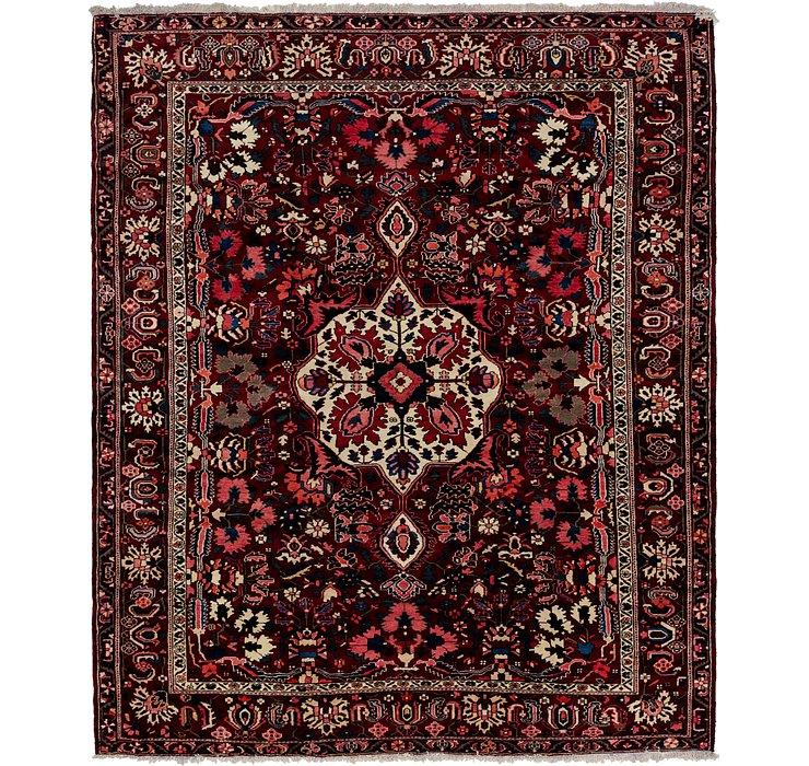 305cm x 385cm Bakhtiar Persian Rug