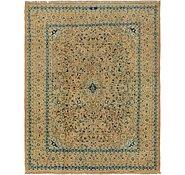 Link to 9' 9 x 12' 5 Mashad Persian Rug