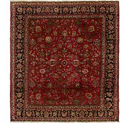 Link to 9' 9 x 11' 3 Tabriz Persian Rug