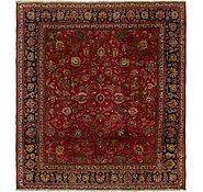 Link to 9' 9 x 11' 3 Tabriz Persian Rug