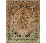 Link to 9' 10 x 12' 4 Mashad Persian Rug