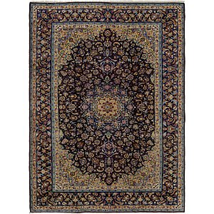 10' 2 x 13' 9 Isfahan Persian Rug