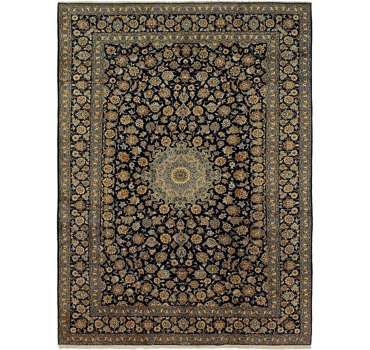 9' 9 x 13' 7 Kashan Persian Rug