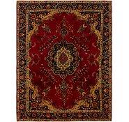Link to 9' 7 x 11' 9 Tabriz Persian Rug