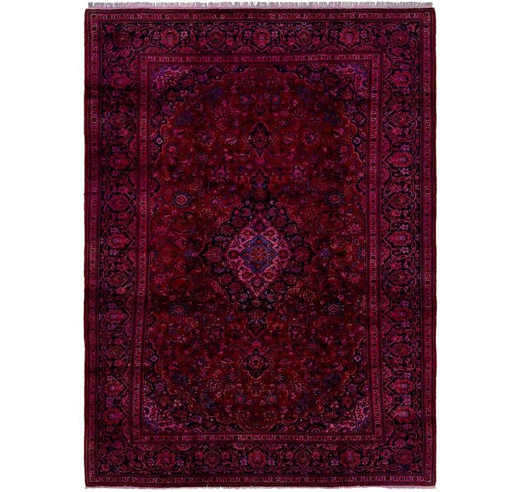 8' 9 x 12' 10 Mashad Persian Rug