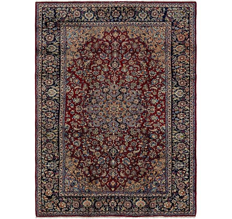 9' 6 x 13' Isfahan Persian Rug