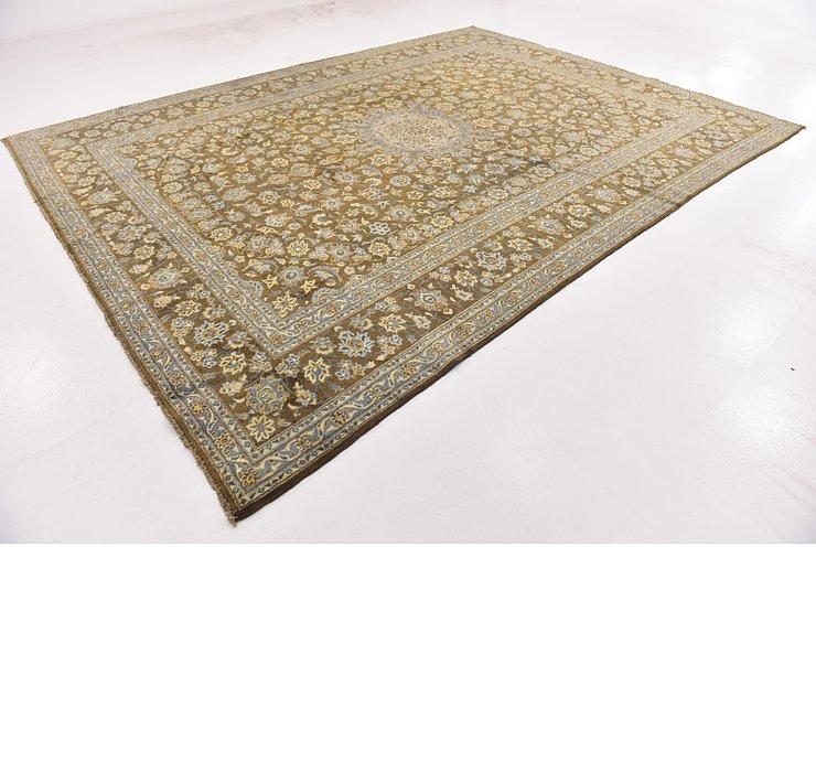 9' 9 x 12' 10 Isfahan Persian Rug