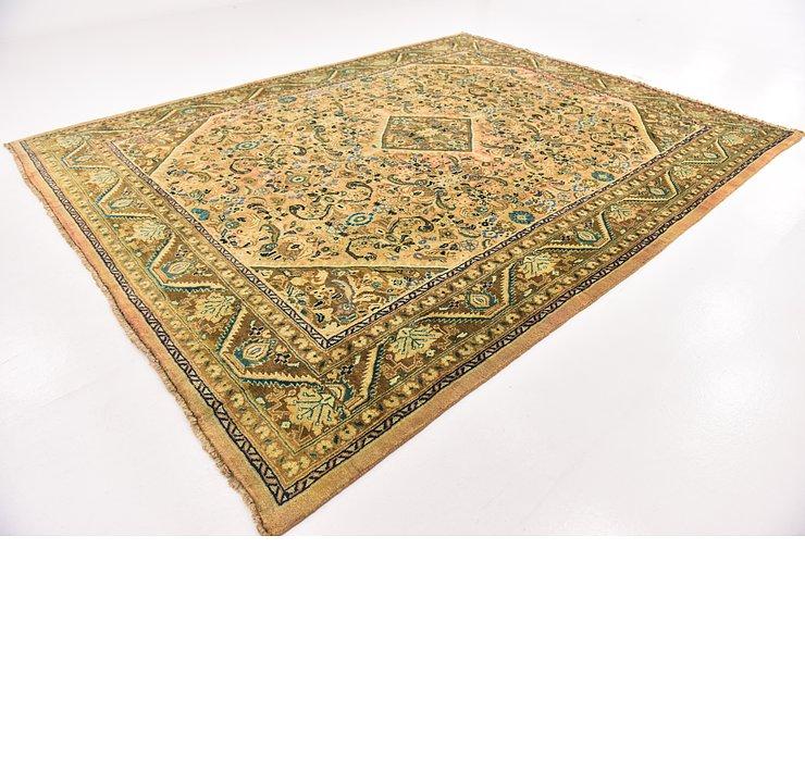 305cm x 395cm Mahal Persian Rug