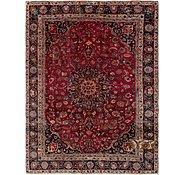 Link to 7' 10 x 10' 7 Mashad Persian Rug