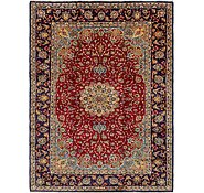Link to 9' 10 x 13' 1 Isfahan Persian Rug