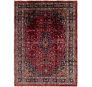 Link to 8' 4 x 11' 7 Mashad Persian Rug