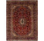 Link to 9' 1 x 12' 4 Kashan Persian Rug