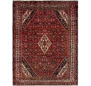 Link to 262cm x 350cm Hossainabad Persian Rug