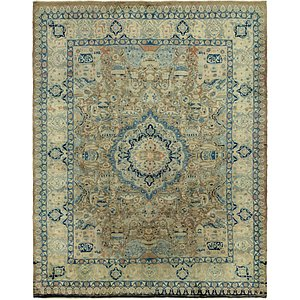 Link to 300cm x 390cm Kashmar Persian Rug item page
