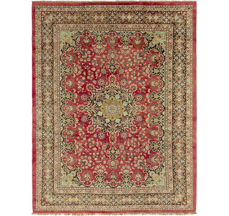 9' 11 x 12' 9 Isfahan Persian Rug